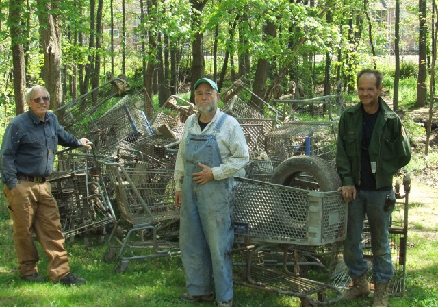 Ed Raduazo, Paul Siegel, and Robert